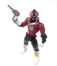 "Mighty Morphin Power Rangers RPM Marron Ranger 5"" jouet figurine avec arme"