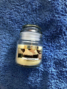 Wickford & Co 5oz / 70g Frosted Vanilla mini jar Candle - FREE POSTAGE