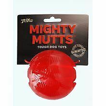 Mighty Mutts Rubber Ball - lge - 202597