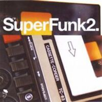 Various Artists - Super Funk 2 / Various [New CD] UK - Import