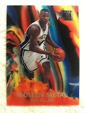 2012-13 Fleer Retro 96-97 Molten Metal #5 Ray Allen