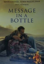 MESSAGE in a BOTTLE (1999) Kevin Costner Robin Wright Penn Paul Newman SEALED