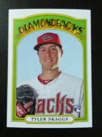 Tyler Skaggs Rookie-2013 Topps Archives Baseball-nrmt/mint-no.19-D.Backs