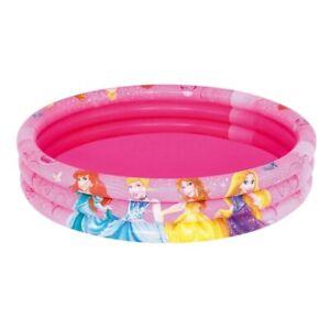 Disney Princess Inflatable 3 Ring Pool For Kids Bestway NEW