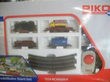 PIKO HO Scale Model Train Starter Sets & Packs