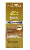 Clairol Professional Liquicolor Gray Busters Dark Rich Neutral Blonde 6NN 3 PACK