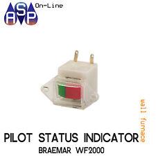 PILOT STATUS INDICATOR TO SUIT BRAEMAR WF2000-WF30-WF40 - PART# 611402