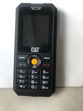 Caterpillar CAT B30 Nero (Sbloccato) Cellulare OTTIME CONDIZIONI DUAL SIM