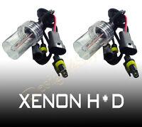 H3 Xenon HID Conversion Kit Fog Light Bulbs - 12000K