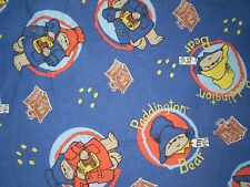 Vintage PADDINGTON BEAR Fabric (50cm x 50cm)