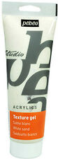 Pebeo Studio Acrylic Sand Texture Gel Medium for Painting & Mixed Media 250ml