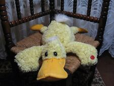 Le Rouet Canada Large Duck Plush Toy (No Music)