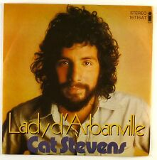 """7"""" Single - Cat Stevens - Lady D'Arbanville - #S1177 - washed & cleaned"""