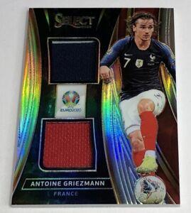 2020 Select Antoine Griezmann Dual Patch Silver ( B )