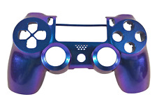 PlayStation 4 JDM-040 Controller Custom Chameleon Purple Replacement Front Shell
