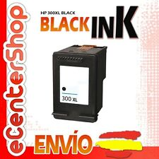 Cartucho Tinta Negra / Negro HP 300XL Reman HP Photosmart e-All-in-One D110 b