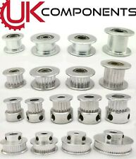GT2 Drive Pulley - Idler Pullys - Belts - RepRap 3D Printer (Prusa etc) or CNC