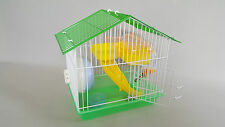 Mouse Green Cage Transporter Mice Hamster House Bowl Wheel Water Bottle Gerbil
