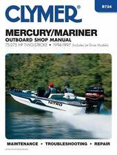 1994 95 96 1997 Mercury/Mariner 75 275 HP Outboard Repair Manual 250 225 90 B724