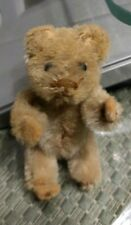 Schuco White Mohair miniature Bear 2.5""