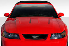 1999-2004 Ford Mustang Duraflex Cobra Look Hood - 1 Piece 112775