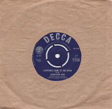 JONATHAN KING Everyone's Gone To The Moon, Summer's.... UK Press Decca F1218 SP