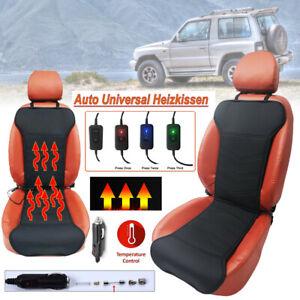 Auto Sitzheizung Heizkissen Heizauflagen Sitzauflage Massageauflage 3 Heizstufen