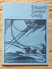 Edward Gordon Craig, V&A Museum, Nash 1967, illustrated theatre art Britain