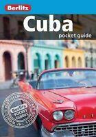 Berlitz: Cuba Guía de Bolsillo Por Apa Publications Limitado, Berlitz