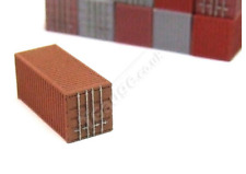 T Gauge 1:450 Scale 20 Foot Container TC-020