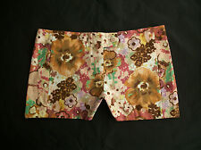 """NWT J.Crew 3"""" 'Watercolor Lily Short' Size 2"""