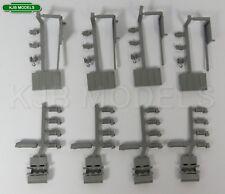 BNIB 41638 OO HO ELECTRIC MOTORS, HOOKS & CABINETS -FACTORY / DEPOT / CRANES ETC