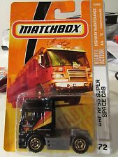 Matchbox DAF XF95 Super Space Cab Highway Maintenance Black
