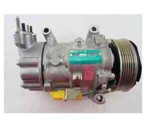 For Mini Cooper Base S Clubman AC A/C Compressor w/ Clutch Sanden New