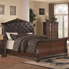 """LEGGETT AND PLATT PRODIGY ADJUSTABLE BED + 13"""" MEMORY FOAM  in SLEIGH BED FRAME!"""