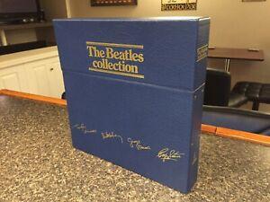 THE BEATLES COLLECTION BLUE BOX BC13 13 LP + BONUS !NM! - 1985