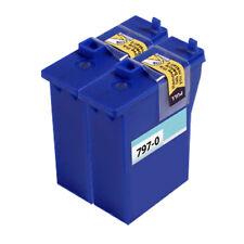 Compatible Ink For Pitney Bowes DM50 DM55 K700 K721 797-0B, 2-Blue