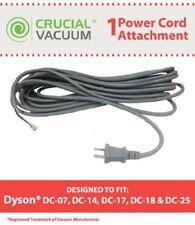 Replacement Dyson DC07, DC14, DC17, DC18 & DC25 Power Cord Part # 905449-02