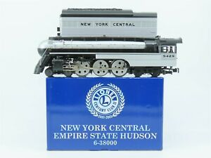 O Gauge 3-Rail Lionel 6-38000 NYC Empire State Hudson 4-6-4 Steam #5429 w/ TMCC