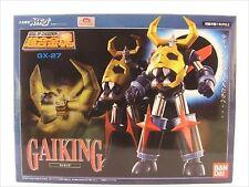 Bandai Soul of Chogokin GX-27 Gaiking Action Figure