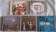 5 CDs. One Direction. A1. Five. Blue. Ace of Base