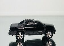 Maisto Chevy Avalanche The ultimate Utility Vehicle Rare Find Black Truck 2002