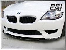 JPM Style Carbon Fiber Front Bottom Add-On Lip Spoiler For 2003-2008 BMW E89 Z4