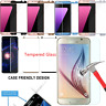 Case Friendly Tempered Glass Screen Protector For Samsung Galaxy S7/S8 Plus Note