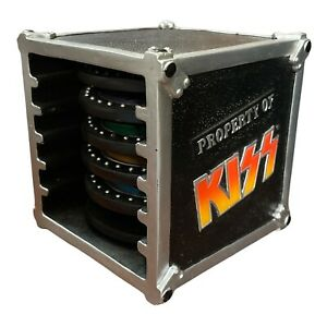 KISS - Road Case Coaster Set - 2004 KISS Catalog - Awesome Rock Memorabilia