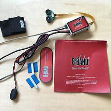 B-BAND A2.2 Acoustic Guitar pickup Active Dual sensor system Chrome