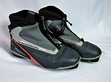 Salomon Pro Carbon Race Skate, Pilot SNS Compatible Size 11.5 Cross Country Boot