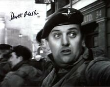 Doctor Who Autograph: DEREK MARTIN (The Web of Fear) Signed Photo
