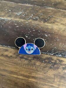 Disney Official Trading Pin College Program Graduation Stitch  Ear Hat 2008