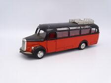 NZG 1/40 - Car Autocar Mercedes Omnibus O3500 Rouge et Noire